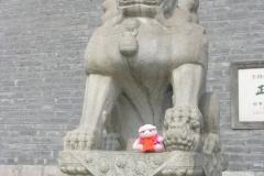Forbidden City 2007 China 11 Dit varken is een held