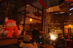 Knorf at Szimpla Kert