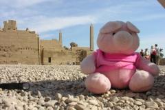 2006 Egypte 022 Ik_ben_mijn_oorbel_kwijt
