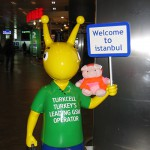 Knorf in Istanbul