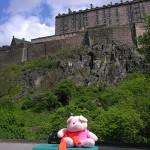 Knorf in Edinburgh