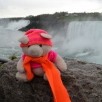 Knorf at Niagara Falls