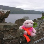 Knorf at Urquhart Castle