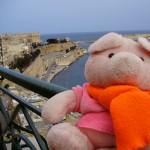 Knorf in Valletta
